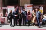 SEVILLA 07/03/2019 La delegada de Economía, Comercio y Relaciones Institucionales, Carmen Castreño, asiste a la II Jornada de Venta al Aire Libre de Aprocom. FOTO: Pepo Herrera/Ayuntamiento de Sevilla